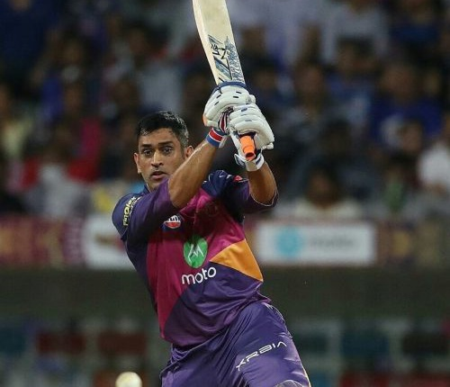 Dhoni hits 40* as RPS beat MI to enter IPL Final.