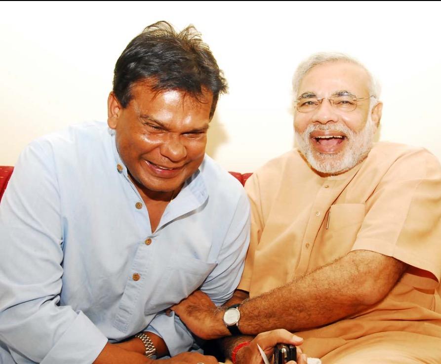 BJP MLA Dilip Ray slams Modi Govt.