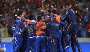 Mumbai Indians beat RPS