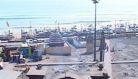 Odisha CM Sanctions Rs 5 Crore For Development Of Swargadwar