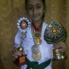 Odia Girl Akankshya to represent India in World Karate Championship