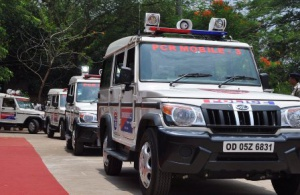 CM flags off 17 new patrolling vehicles