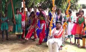 Raja celebration