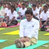 School of Yoga opened at KIIT on International Yoga Day
