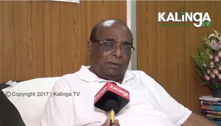 Veteran Leader Damodar Rout Announces Retirement From Electoral Politics
