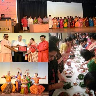 'The Intellects' celebrates Prabasi Raja Mahotsab