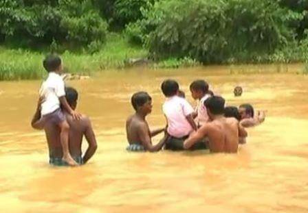 Rayagada floods