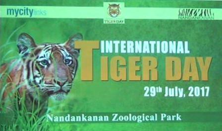 Nandankanan celebrates International Tiger Day