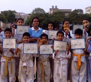 Sudipta Nanda, Martial Arts