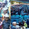 AAP makes its presence felt with Chashi Samabesh