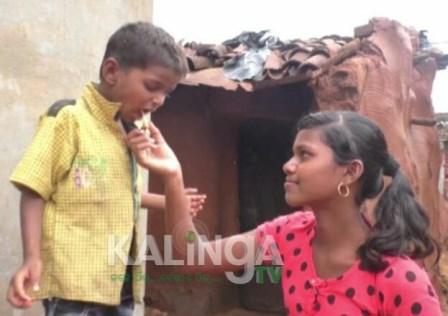 Minor orphan Kajal