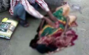 pregnant woman killed
