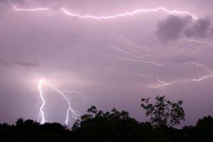 Be alert! Weatherman predicts thunderstorm, lightning