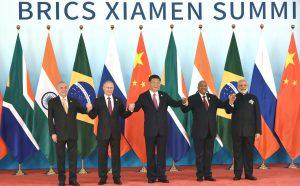 BRICS Summit, 2017