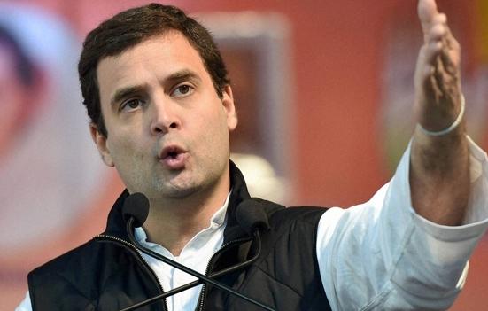 Rahul Gandhi's Odisha Visit