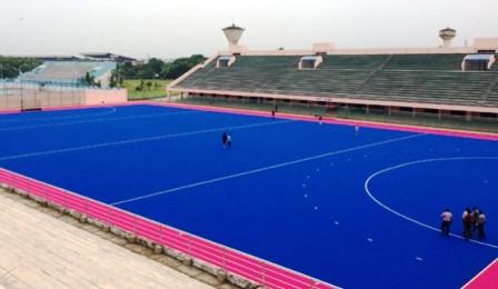 Kalinga Stadium gears up for Hockey World Cup