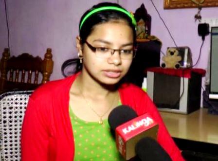 Anindita Janhavi of Koraput
