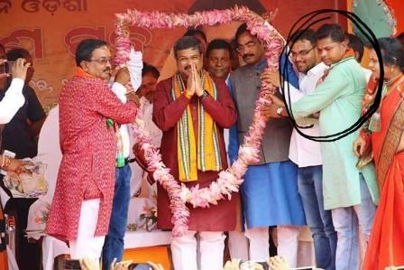 Odisha BJP youth leader arrested for running Ponzi scheme
