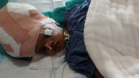 Good news! After Jaga, Balia taken off ventilator support