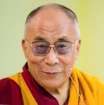 Dalai Lama arrives on a two-day Odisha tour