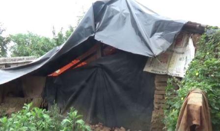Kin live under polythene for 20 years in Odisha
