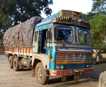 truck seize