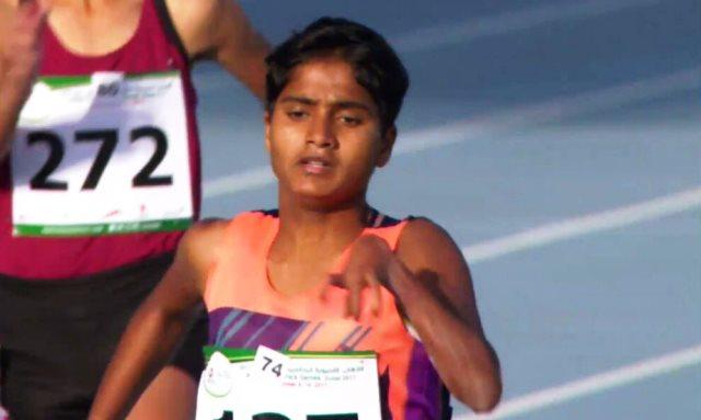 Odia Para athlete Jayanti Behera bags 2nd Gold in Asian Youth Para Games